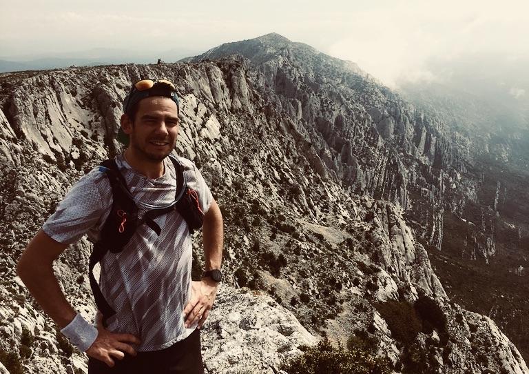 Adrien Bizieux - Trail again