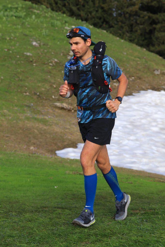 Adrien Bizieux - MaxiRace Trail again