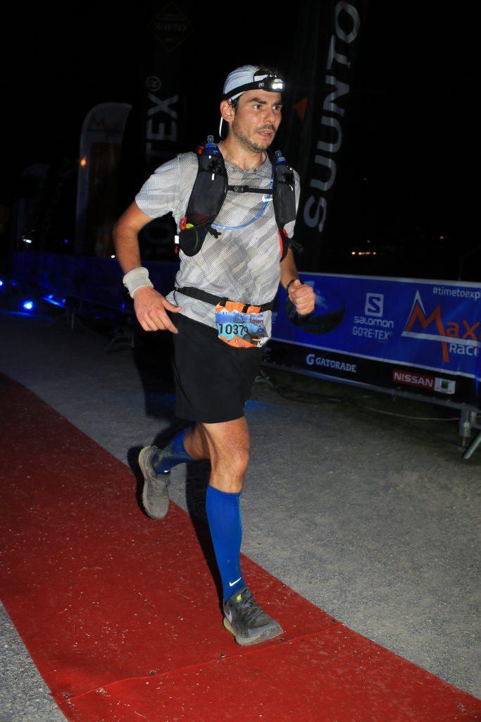 Finish Adrien Bizieux - MaxiRace