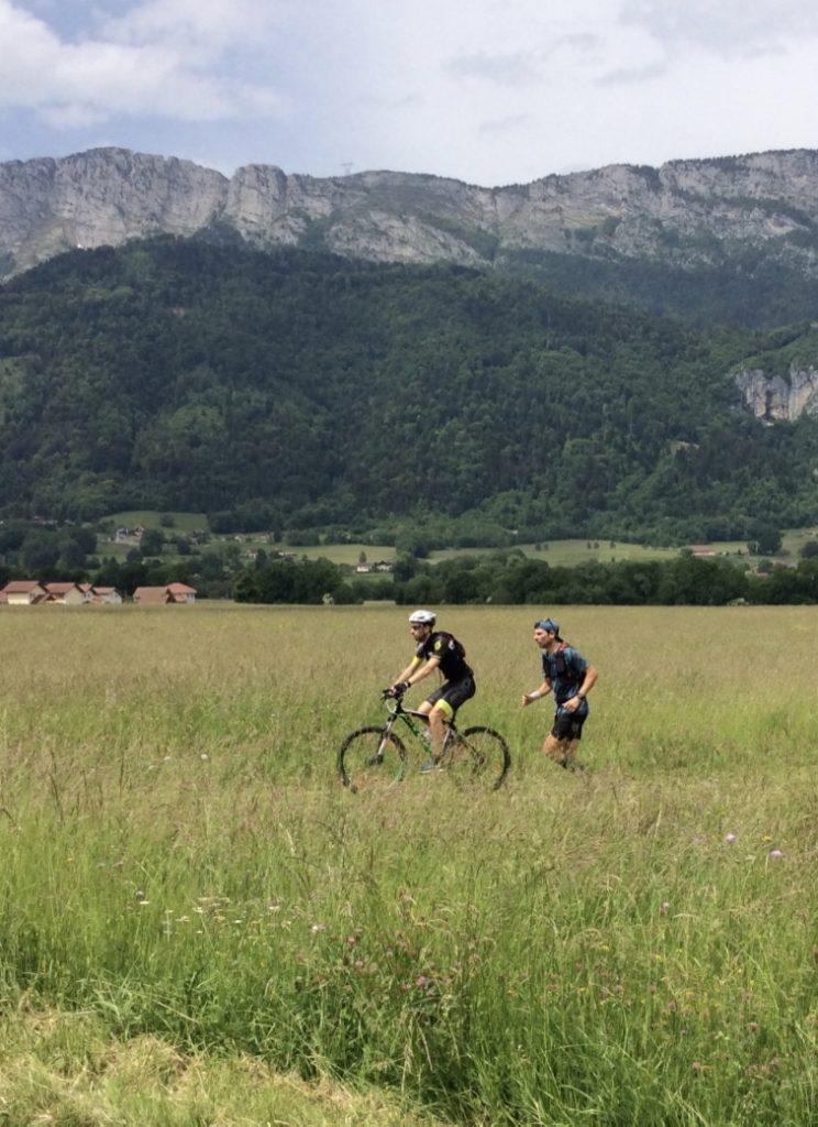 Romain MaxiRace - Trail again