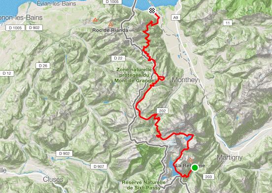 Carto GPS SwissPeaks 90